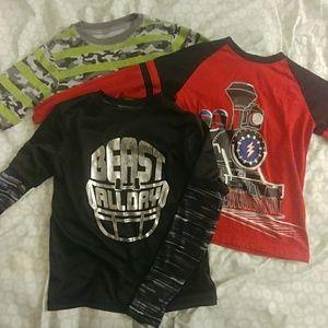 Other - BOGO FREE SALE! Bundle of boys shirts!